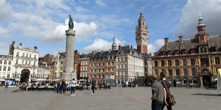 Grand Place - Lille